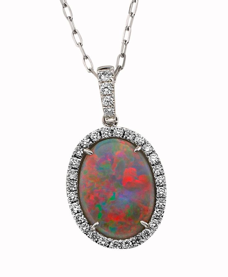 October's Birthstones: Opal & Tourmaline | Carreras Jewelers