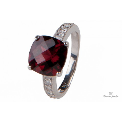 Garnet archives carreras jewelers for Garnet wedding ring meaning
