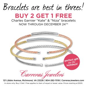 Holiday Bracelets Special