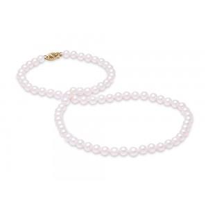 "Mastoloni 16"" Freshwater Pearl Necklace"