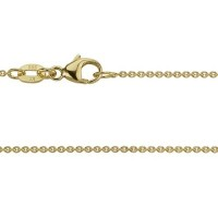 14kt Yellow Gold Cable Link Chain