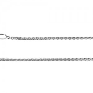 Sterling Silver 1.6mm Cable Link Chain