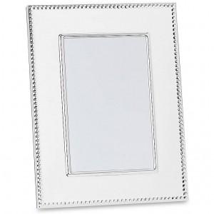 "Silverplate 4"" X 6"" ""Lyndon"" Frame"