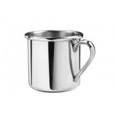 Pewter Straight Edge Baby Cup 5 Oz.