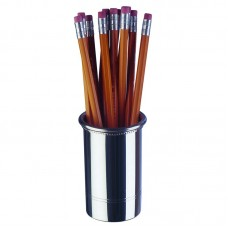 """Pewter """"Images Of America"""" Pencil Cup"""